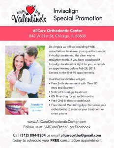 2018 Valentine's Day Promotion