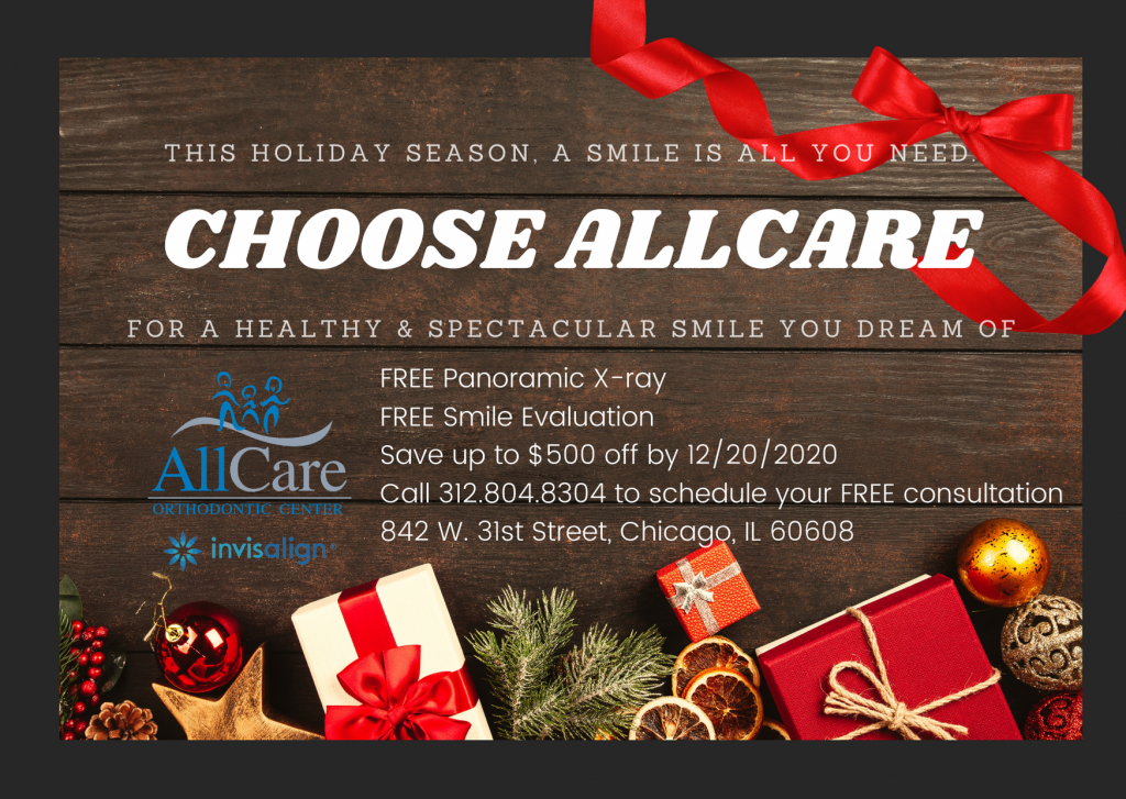 AllCare Holiday Savings 2020