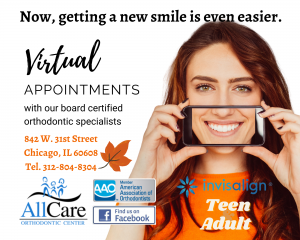 Getting a new smile with free virtual consultation