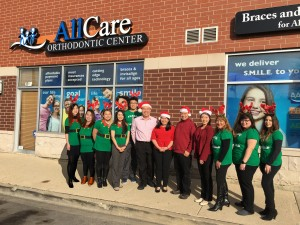 AllCare Holiday Greetings