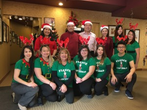 AllCare Holiday Team Picture 2017