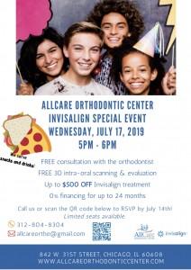 AllCare Invisalign Special Event 2019