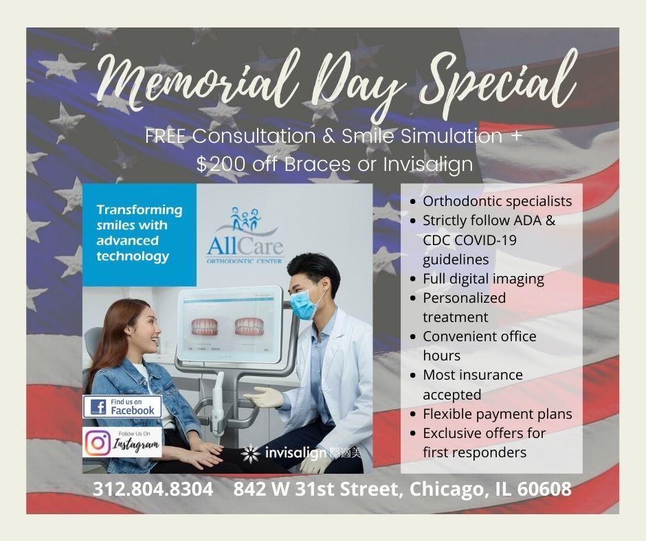 AllCare Memorial Day Special Promo 2021 (2)