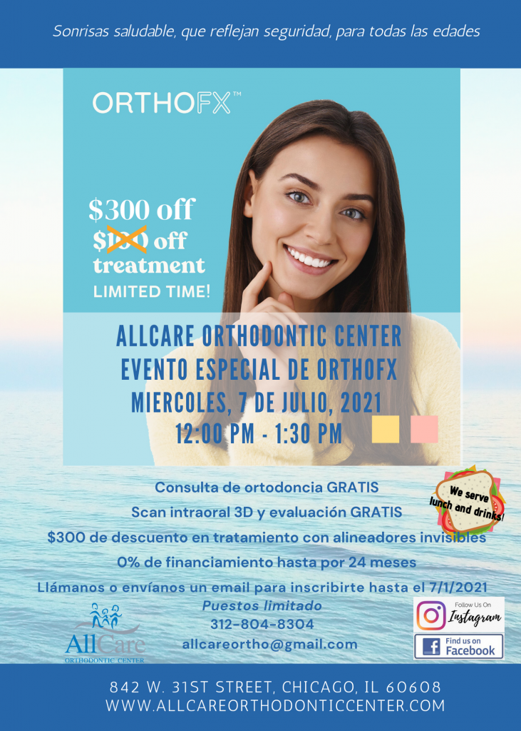 OrthoFx Special Event July 7 2021 Spanish
